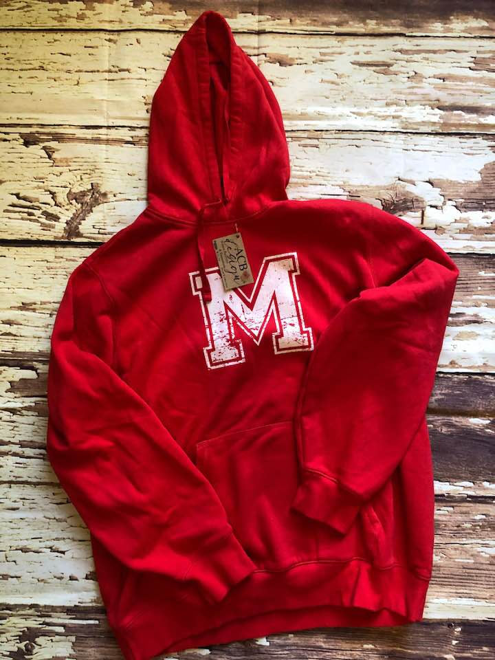 ST254 Hooded Sweatshirt MCS