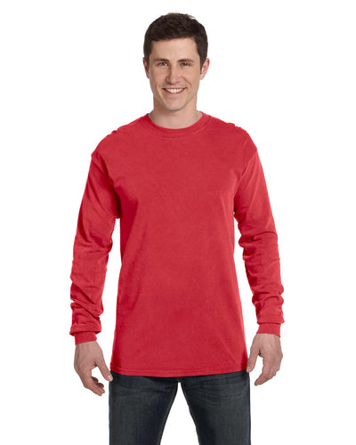 C6014 Comfort Color Long Sleeve MCS