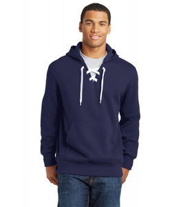 ST271 Lace Up Hoodie