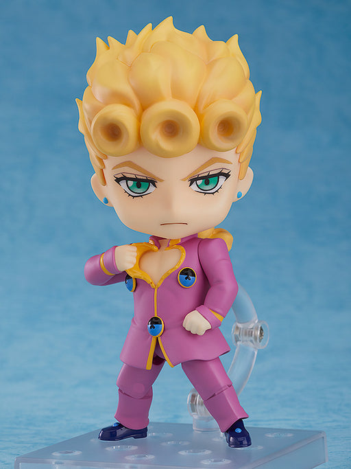 MEDICOS ENTERTAINMENT co.,ltd Nendoroid Giorno Giovanna (Pre-Order)