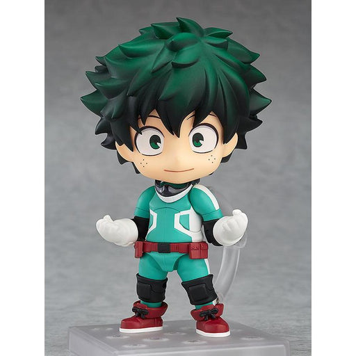 TAKARA TOMY NENDOROID IZUKU MIDORIYA: HERO'S EDITION(4TH-RUN) (Pre-Order)-Fumble Pop!