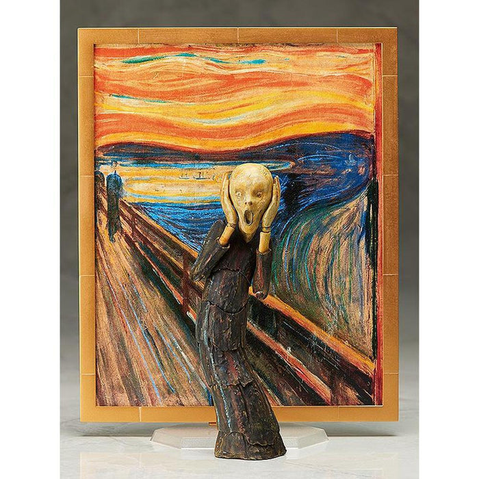 re-run The Table Museum: The Scream FREEing figma PRE-ORDER