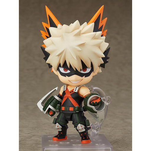 TAKARA TOMY NENDOROID KATSUKI BAKUGO: HERO'S EDITION(4TH-RUN) (Pre-Order)-Fumble Pop!