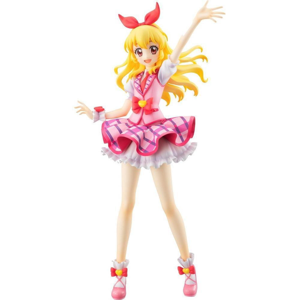 Megahouse LUCREA AIKATSU HOSHIMIYA ICHIGO PINK STAGE VER. (RE-OPENING FOR PRE-ORDER) (Pre-Order)-Fumble Pop!