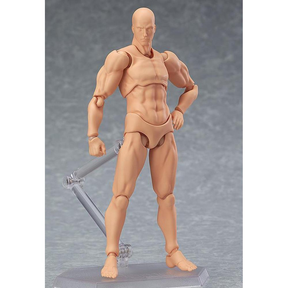 Max Factory figma archetype next: he - flesh color ver. (re-run) figma-Fumble Pop!