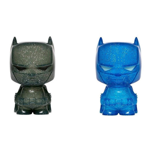 Funko Pop! Hikari XS: DC- Batman (Blue & Grey)-Fumble Pop!