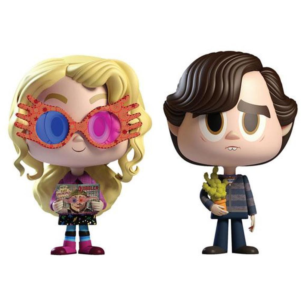 Funko Pop! Vynl: Harry Potter Luna Lovegood and Neville Longbottom (Pre-Order)-Fumble Pop!
