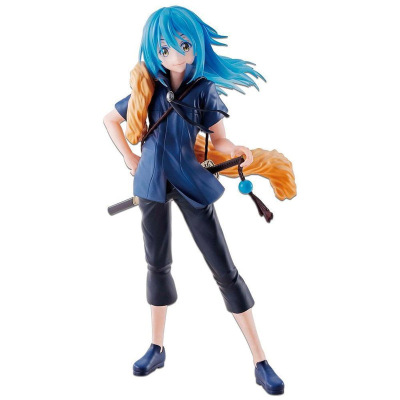Banpresto THAT TIME I GOT REINCARNATED AS A SLIME RIMURU FIGURE (Pre-Order)-Fumble Pop!