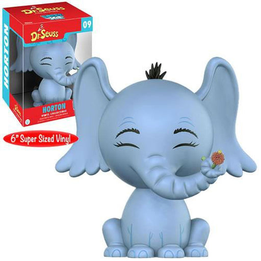 "Funko Pop! Dorbz: Dr. Seuss - 6"" XL Horton (Vinyl Figure)-Fumble Pop!"