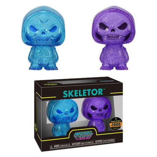 Funko Pop! Hikari XS: Masters Of The Universe - XS Skeletor (Blue/Purple)-Fumble Pop!