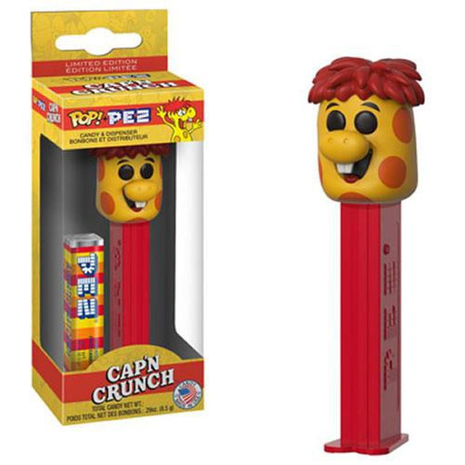 Funko Pop! PEZ: Quaker Oats - Crunchberry Beast-Fumble Pop!