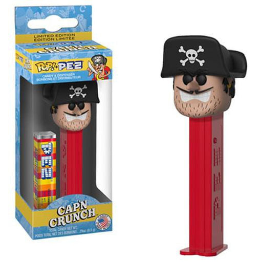 Funko Pop! PEZ: Quaker Oats - Jean LaFoote-Fumble Pop!