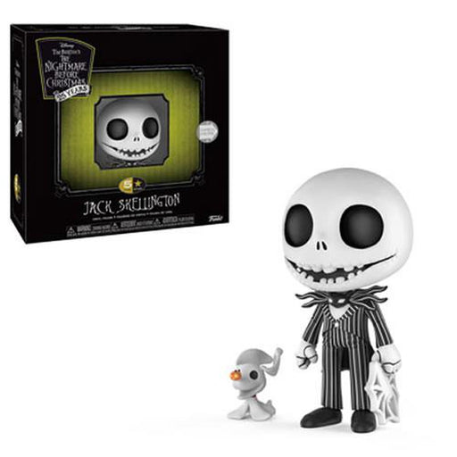Funko Pop! NBX - Jack Skellington 5 Star Pop! Funko Vinyl Figures - (Pre-Order)-Fumble Pop!