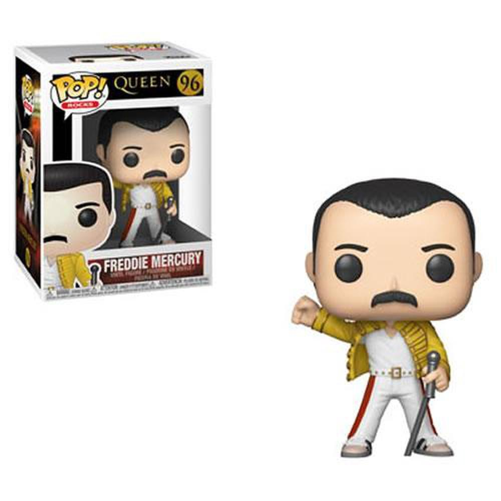 Funko Pop! Rocks - Queen - Freddie Mercury (Wembley 1986) (Pre-Order)-Fumble Pop!