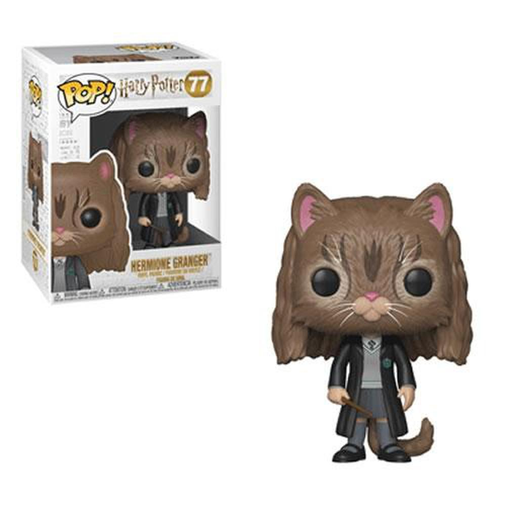 Funko Pop! Movies - Harry Potter - S05 - Hermione Granger-Fumble Pop!