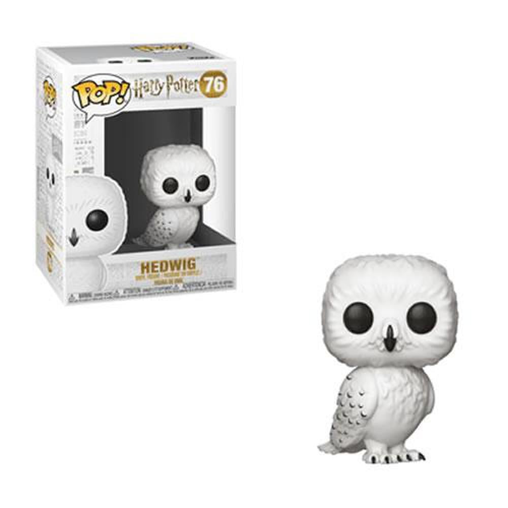 Funko Pop! Movies - Harry Potter - S05 - Hedwig-Fumble Pop!