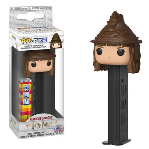 Funko Pop! PEZ: Harry Potter - Hermoine Granger-Fumble Pop!