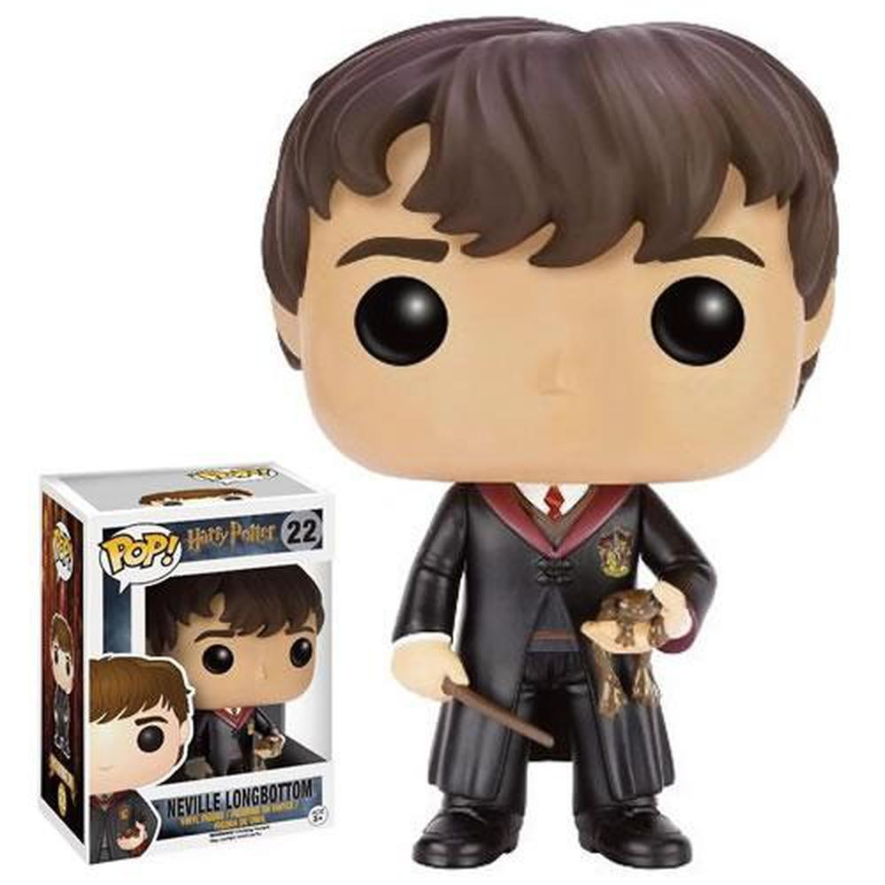 Funko Pop! Movie: Harry Potter - Neville Longbottom-Fumble Pop!