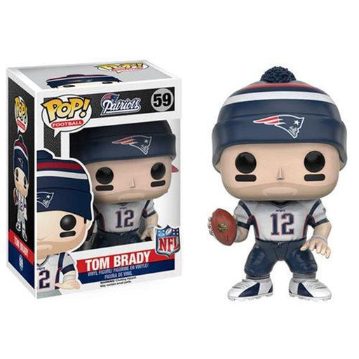 Funko Pop! NFL: Tom Brady Wave 3 Pop! Vinyl Figure (Pre-Order)-Fumble Pop!