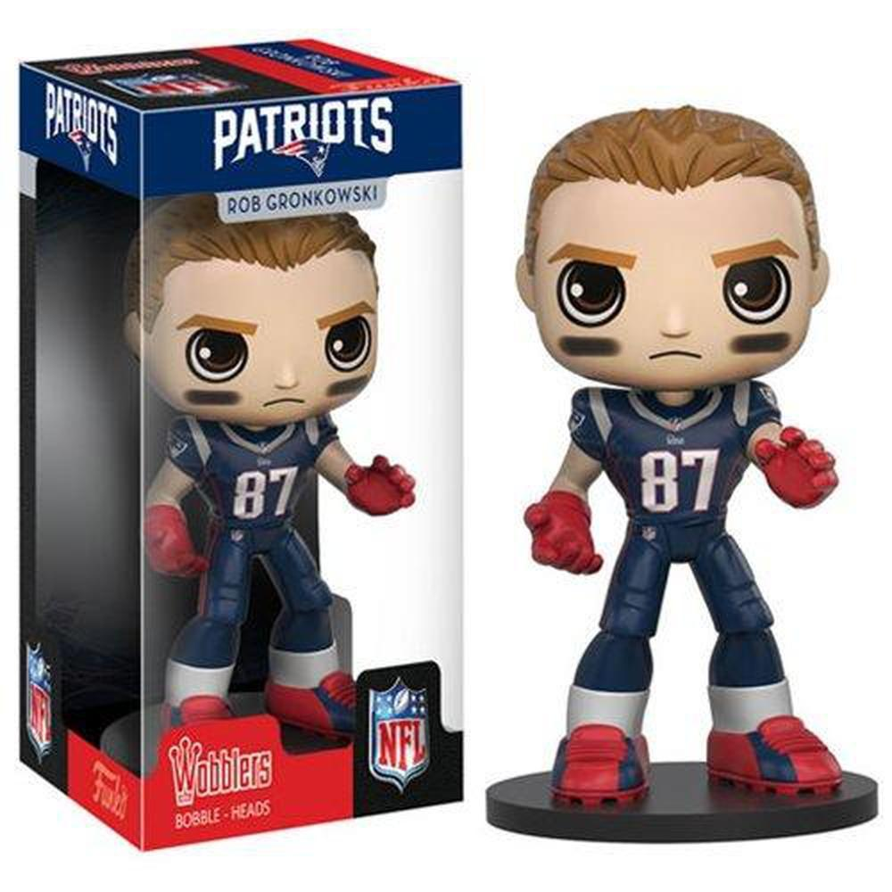 Funko Pop! NFL Rob Gronkowski Bobble Head-Fumble Pop!
