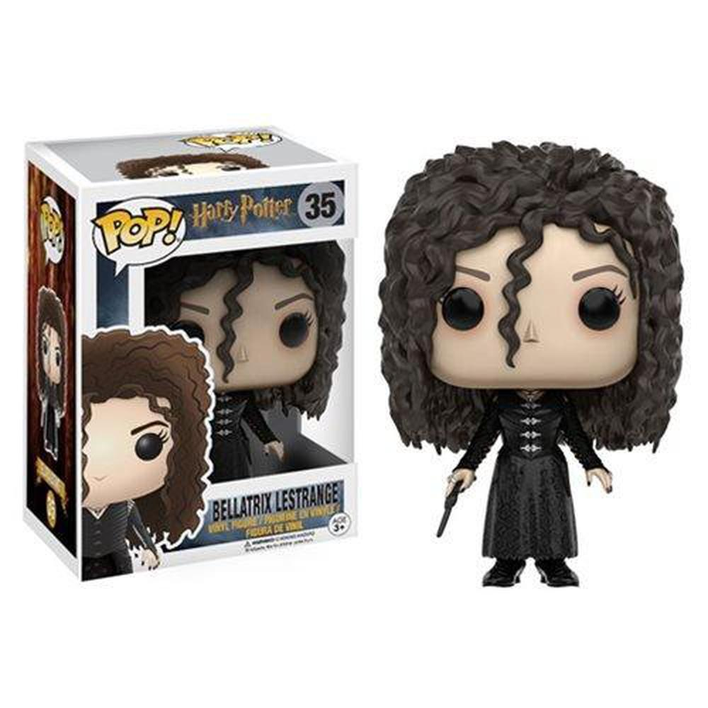 Funko POP! Harry Potter Bellatrix Pop! Vinyl Figure-Fumble Pop!