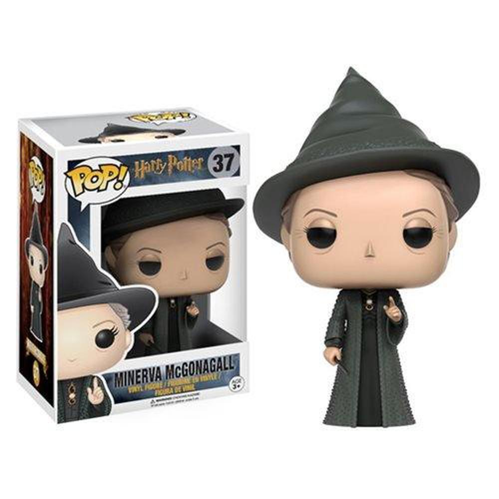 Funko Pop! Harry Potter Minerva McGonagall Pop! Vinyl Figure-Fumble Pop!