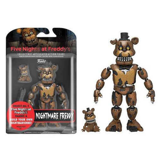 Funko Pop! Five Nights at Freddy's Nightmare Freddy 5-Inch Action Figure-Fumble Pop!