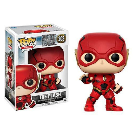Funko Pop! Movies: Justice League Movie The Flash Pop! Vinyl Figure-Fumble Pop!