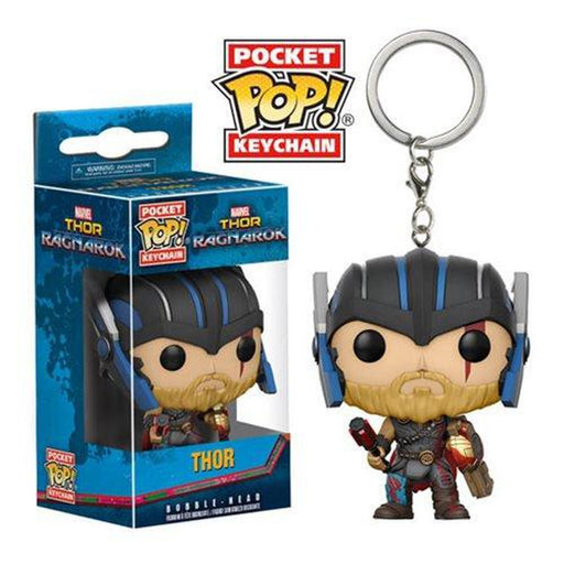 Funko Pop! Keychain: Thor Ragnarok Thor Pocket Pop! Key Chain (Pre-Order)-Fumble Pop!