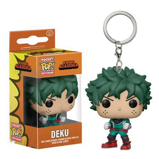 Funko Pop Keychain: My Hero Academia Deku Pocket Pop! Key Chain (Pre-Order)-Fumble Pop!