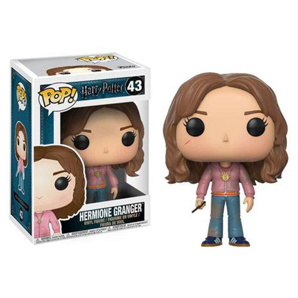 Funko POP! Harry Potter Hermione Granger with Time Turner Pop! Vinyl Figure #43-Fumble Pop!