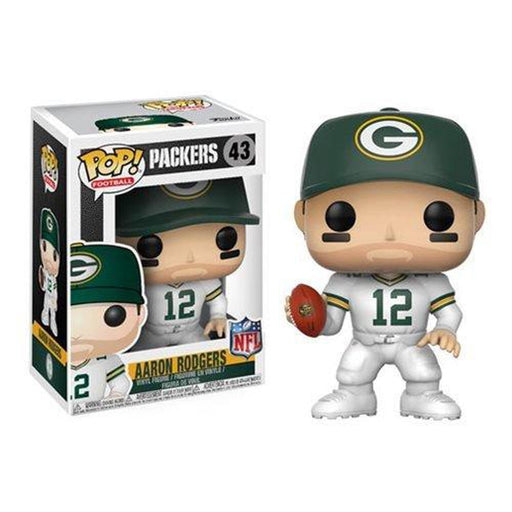 Funko Pop! NFL: Aaron Rodgers Green Bay Color Rush Wave 4 Pop! (Pre-Order)-Fumble Pop!