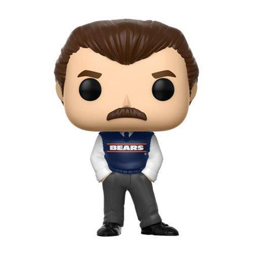 Funko Pop! NFL: Legends Mike Ditka Bears Coach Pop! Vinyl Figure #90-Fumble Pop!
