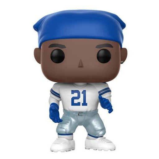 Funko Pop! NFL: Legends Deion Sanders Cowboys Home Pop! Vinyl Figure #92-Fumble Pop!