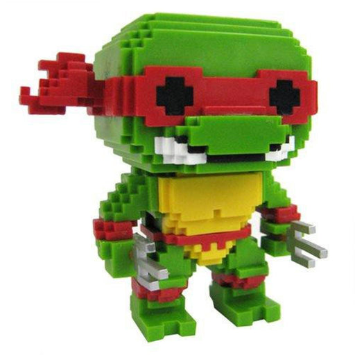 Funko Pop! Teenage Mutant Ninja Turtles Raphael 8-Bit Pop! Vinyl Figure #06-Fumble Pop!