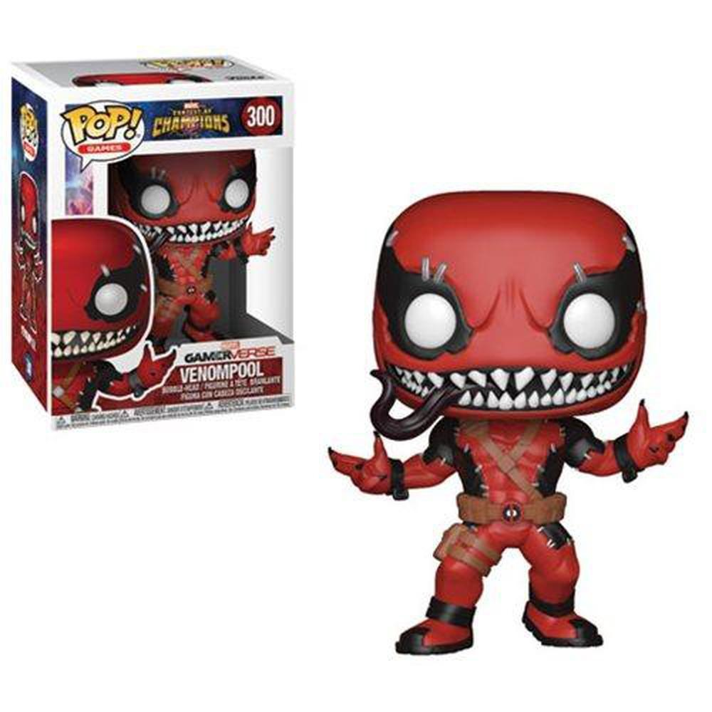 Funko Pop! Movie: Marvel: Contest of Champions Venompool Pop! (Pre-Order)-Fumble Pop!