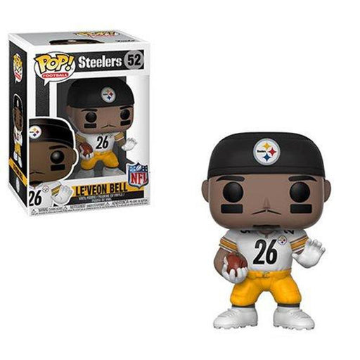Funko Pop! NFL: Le'Veon Bell Steelers Pop! Vinyl Figure #52-Fumble Pop!