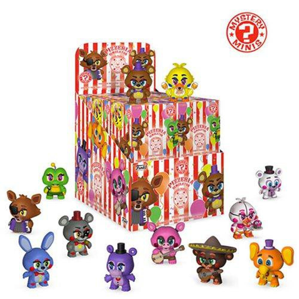 Funko Pop! Five Nights at Freddy's Mystery Minis Display Case (Pre-Order)-Fumble Pop!