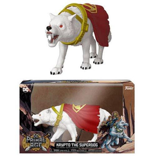 Funko Pop! Superman Krypto the Superdog Primal Age Action Figure-Fumble Pop!