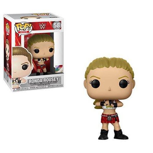 Funko Pop! Sports: WWE Ronda Rousey Pop! Vinyl Figure #58-Fumble Pop!