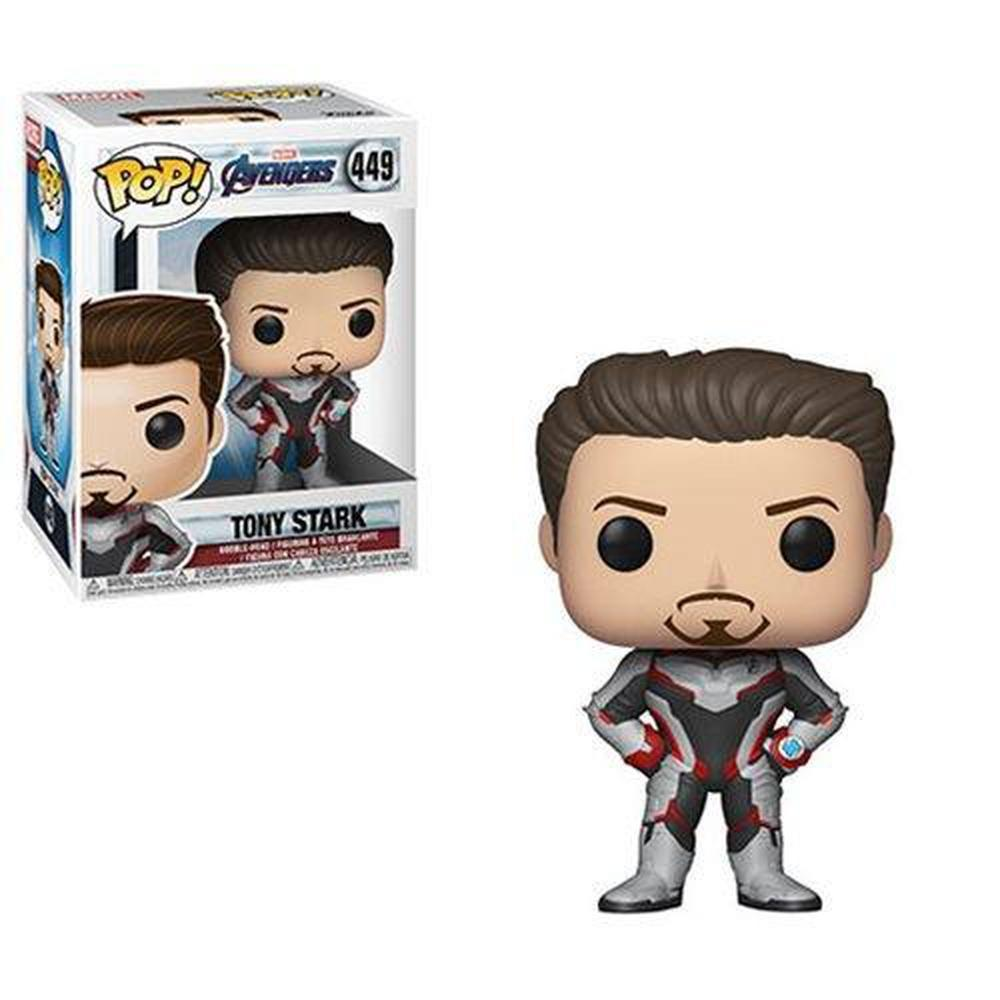 Funko Pop Movie: Avengers: Endgame Tony Stark Pop! Vinyl Figure (Pre-Order)-Fumble Pop!