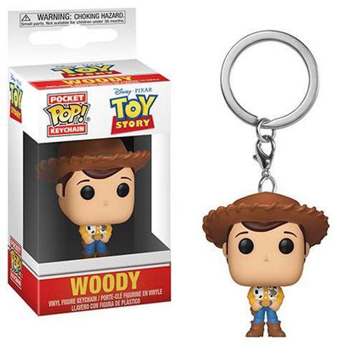 Funko Pop! Keychain: Toy Story Woody Pocket Pop! Key Chain-Fumble Pop!