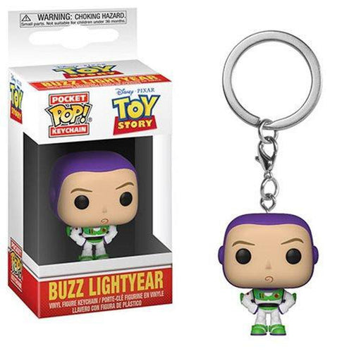 Funko Pop! Keychain: Toy Story Buzz Pocket Pop! Key Chain (Pre-Order)-Fumble Pop!