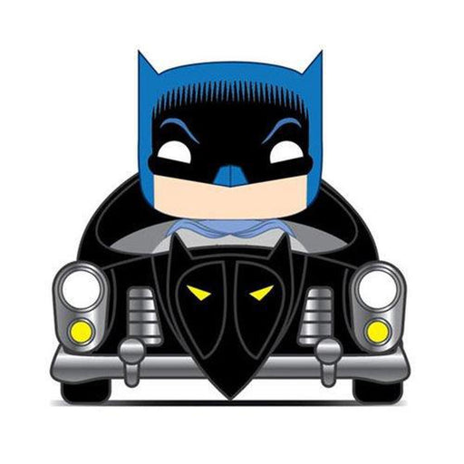 Funko Pop! Movie: Batman 1950 Batmobile 80th Anniversary Pop! Vinyl Vehicle (Pre-Order)-Fumble Pop!