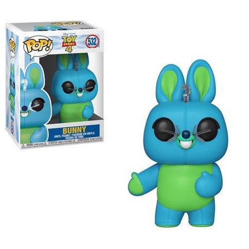 Funko Pop Animation: Toy Story 4 Bunny Pop! Vinyl Figure-Fumble Pop!