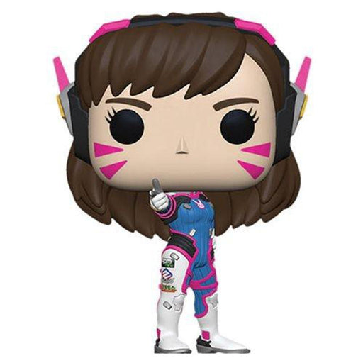 Funko Pop! Games: Overwatch D.Va Pop! Vinyl Figure-Fumble Pop!