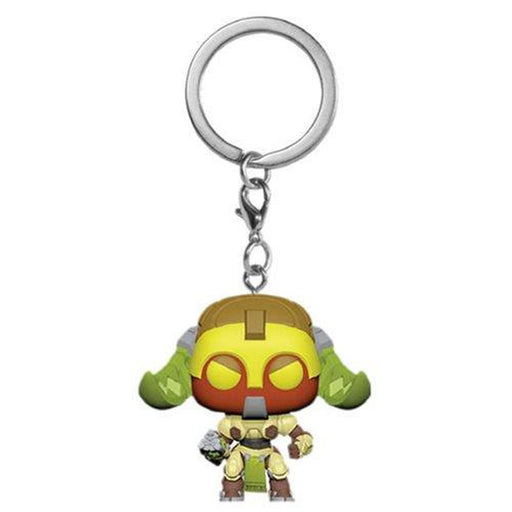 Funko Pop Keychain: Overwatch Orisa Pocket Pop! Key Chain-Fumble Pop!