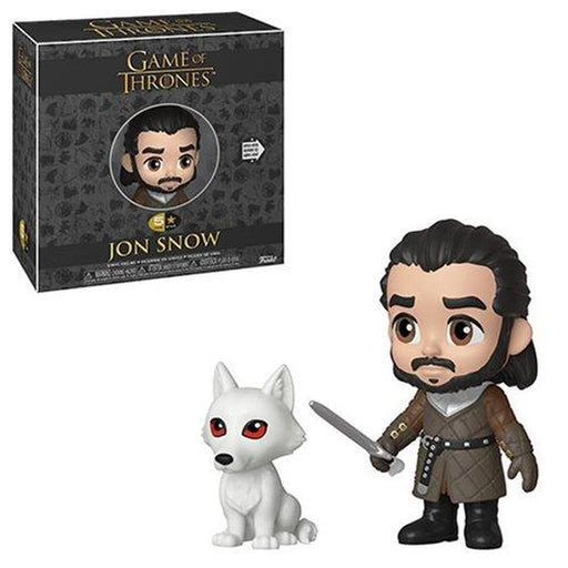 Funko 5 Star! Television: Game of Thrones Jon Snow 5 Star Vinyl Figure-Fumble Pop!