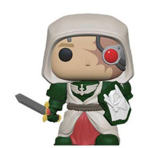 Funko Pop! Video Games: Warhammer 40,000 Dark Angel Veteran Pop! Vinyl Figure-Fumble Pop!