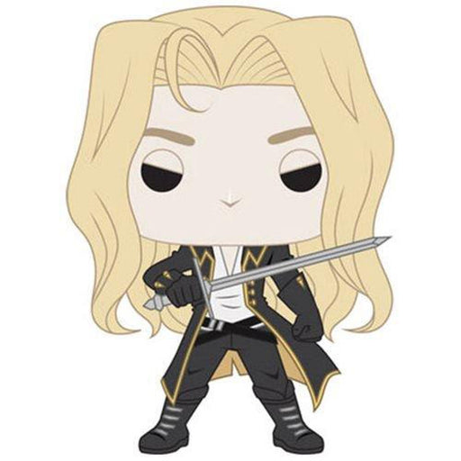 Funko Pop! Video Games: Castlevania Adrian Tepes Pop! Vinyl Figure (Pre-Order)-Fumble Pop!